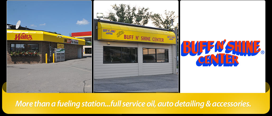 More than a fueling station...full service oil, auto detailing & accessories.